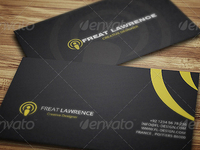 FL Creative Business Card