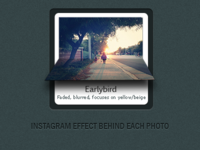 Instagram Effect Flip