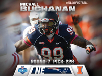 Illini NFL Draft Graphic