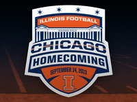 Chicago Homecoming Logo