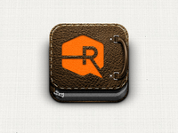 Portfolio iOS icon: Handle Swap