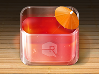 Fruit Punch iOS App Icon