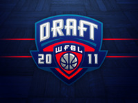 Wasatch Front Basketball League Draft Logo