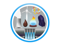 Energy—Fragile Oasis Badge