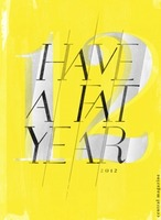 Have a fat year 2012 - central magazine