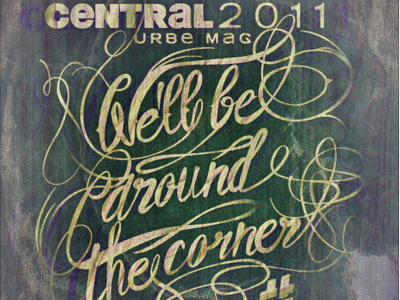 Well_be_around_the_corner