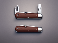 Dribbble Knife