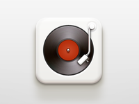Music iOS Icon