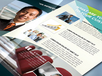 Modern Corporate Business Flyer -PSD-