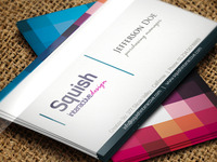 Mosaic Business Card -PSD-