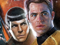 Star Trek: Into Darkness Preview
