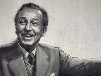 Walt Disney: Oscar Legend - Print Now Available