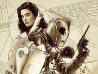 Rocketeer Final Art Preview #2