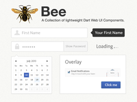 Bee UI Elements