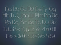Old Unused Font