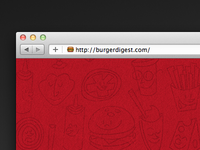 Burger Digest favicon