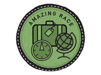 Amazing Race Roughened