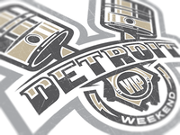 Detroit Vip Weekend Dribbble