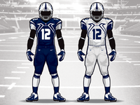 Colts Dribbble