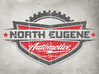 North Eugene Automotive Logo