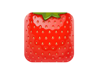 Dribbble_crushing_berries_ios_icon_teaser