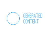 Generated Content logo