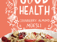 "Illustrations for ""In Good Health"" Packaging Project"