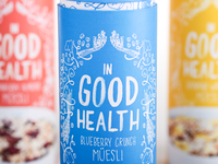 In Good Health Muesli | Final Package