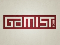 Gamist Exhibition Logo