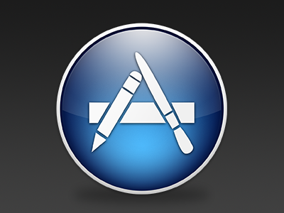 Download Mac App Store Icon [PSD]