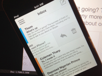 iPhone Mail App (Revised)