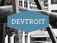 Devtroit Badge