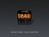 Nixie Calculator
