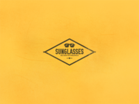 Logo for Sunglasses Design Version 2