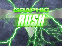Graphic Rush Concept