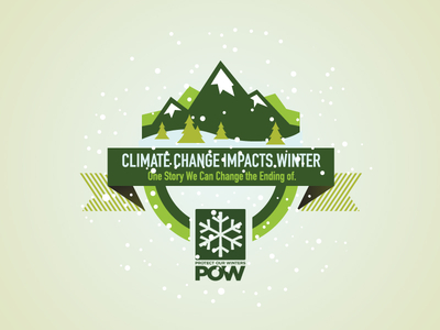 Protect Our Winters - Motion Graphic Asset