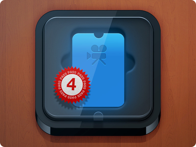 PassBox iOS Icon (updated)