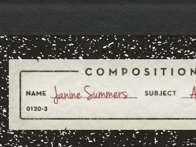 Composition-dribbble