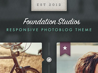 Theme Foundry Photography Theme