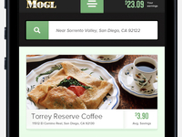 Mogl iPhone App Concept