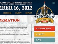 Plaza 10K 2012 Website