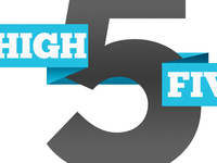 High5 Logo Concepts 1