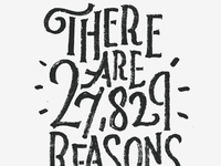 Reasons type