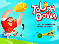 Touch Down Game for Samsung Tablets :)
