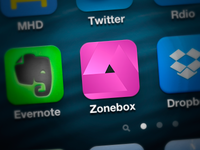 Zonebox for iPhone