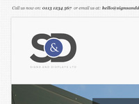 logo & web design