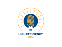 High Efficiency