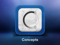 iPad app icon design