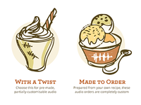 Audio Ice Cream