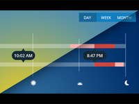 Time Schedule Widget
